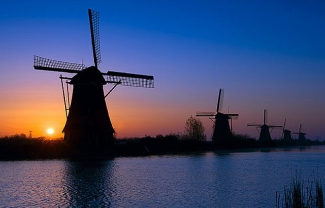 Vacations in mesmerizing Netherlands